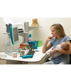 Dicas para uma mãe no home office