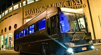 Franquia Bus Party inova no segmento de bufês