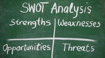 Análise SWOT no comércio eletrônico como ferramenta de planejamento