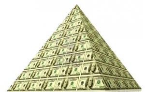 Marketing multinível e pirâmides financeiras